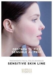 piel sensible massada